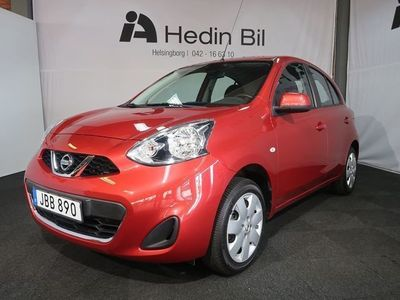 used Nissan Micra 1,2 ACENTA