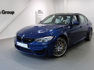 used BMW M3 M Competition | DCT | Navi | 450hk