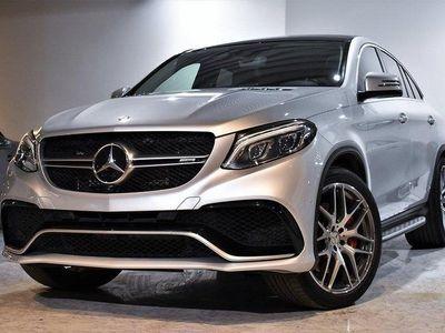begagnad Mercedes GLE63 AMG COUPE AMG PERFORMANCE
