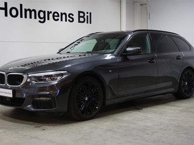 begagnad BMW 540 i xDrive Touring Innovation Edt M-Sport