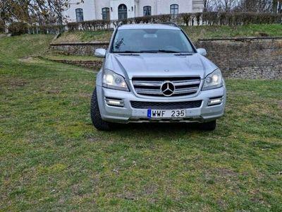 begagnad Mercedes GL420 CDI