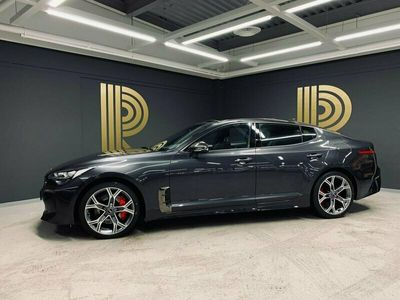 begagnad Kia Stinger GT 3.3 T-GDi AWD Taklucka Navi Head up 360Kamera 2020, Sedan Pris 428 900 kr