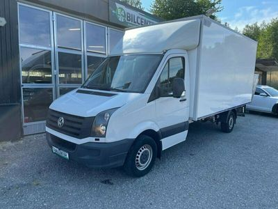 begagnad VW Crafter Chassi 35 2.5 TDI 163hk