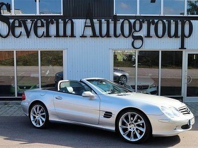 begagnad Mercedes 500 SL-Klass(306hk) 2-äg Lågmil