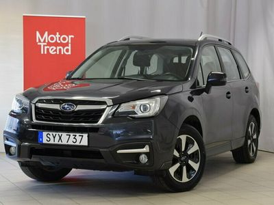 begagnad Subaru Forester 2.0D 4wd Lineartronic XS