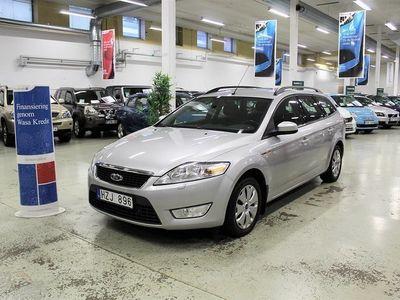 begagnad Ford Mondeo 2.0 F Drag Ny Besik Ny Serv 145hk