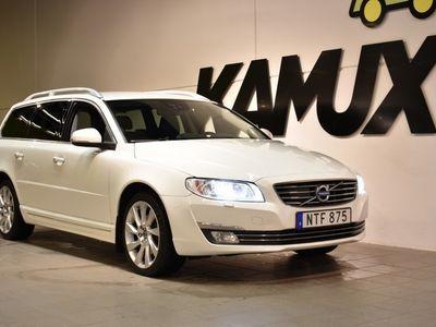 begagnad Volvo V70 II D4 181hk | Summum | VOC | Drag