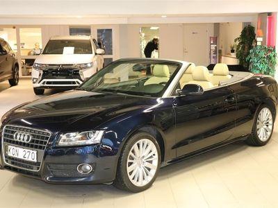 begagnad Audi A5 Cabriolet 2.7 TDI 190hk