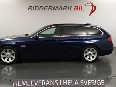begagnad BMW 525 d Touring Skinn Drag HiFi Nyser 204hk
