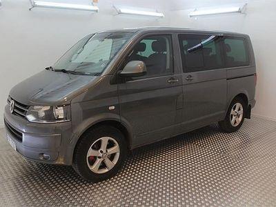 begagnad VW Multivan T5 2.0 TDI 4MOTION 140hk