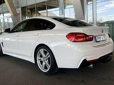 begagnad BMW 418