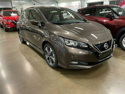 begagnad Nissan Leaf N-Connecta MY20 40 kWh 2021, Halvkombi Pris 416 400 kr