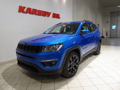 begagnad Jeep Compass NIGHT EAGLE 1,3 T4 DCT