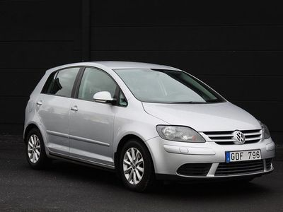 begagnad VW Golf Plus 1.4 TSI Design 140hk