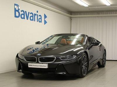 begagnad BMW i8 Roadster 374hk Interiördesign: Accaro Nypris: 1'684 600:-
