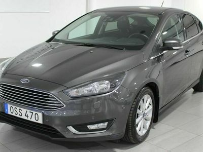 begagnad Ford Focus 1,0 Ecoboost 125hk