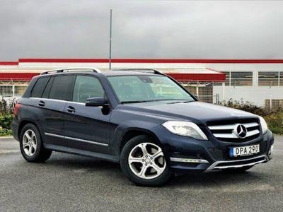 begagnad Mercedes GLK220 CDI | 4MATIC | 7G-Tronic Plus | (170hk)