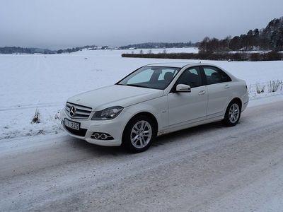 begagnad Mercedes C220 Avantgarde BenzCDI 2012, Kombi 173 900 kr