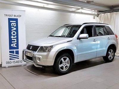 begagnad Suzuki Grand Vitara 5-dörrar 2.0 4WD 140hk