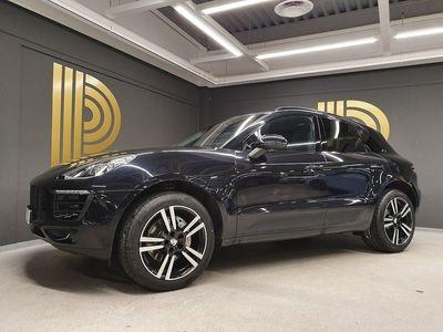 begagnad Porsche Macan 3.0 S Diesel (258hk)
