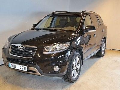 begagnad Hyundai Santa Fe -12