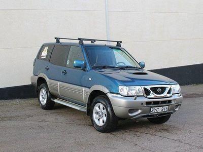 begagnad Nissan Terrano II 2.7 Di 4WD 125hk LASTBILSREG
