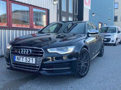 begagnad Audi S6 Sedan SV-SÅLD 540HK DRAGKROK