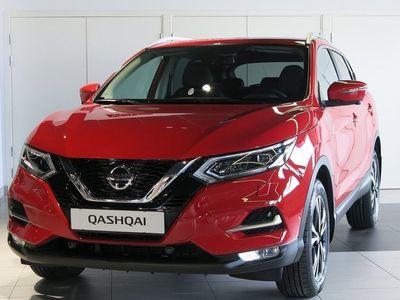 begagnad Nissan Qashqai Tekna 140HK *3 Fria Service*