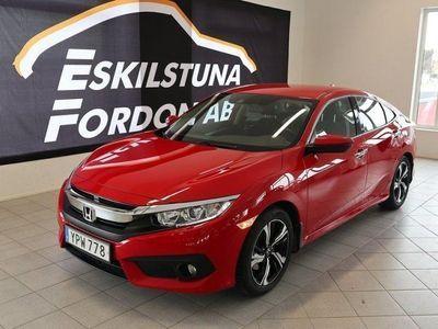 brugt Honda Civic 1.5T Euro 6 182hk Navigation