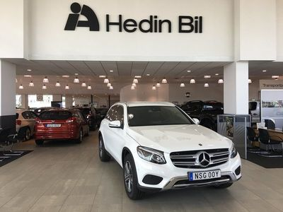 usata Mercedes GLC220 D 4MATIC SUV DEMO -19