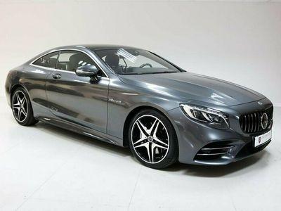 begagnad Mercedes S560 4MATIC