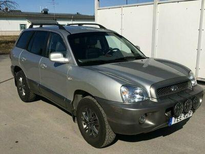 begagnad Hyundai Santa Fe V6 GLS