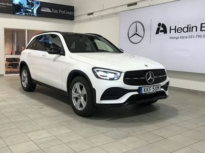 begagnad Mercedes GLC220 D 4MATIC SUV, AMG, DEMO