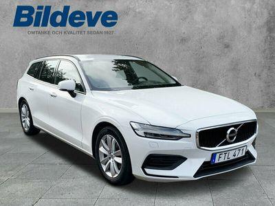begagnad Volvo V60 D3 AWD Momentum Advanced SE II 2019, Kombi Pris 239 900 kr