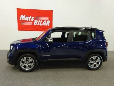 begagnad Jeep Renegade 1.0 GSE T3 120HK Limited FWD
