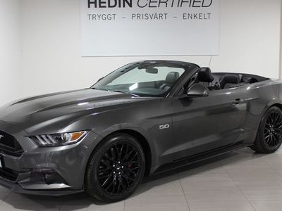 used Ford Mustang GT Cab 5.0 V8 421HK Automat