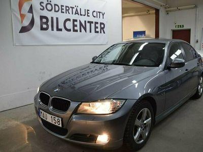 begagnad BMW 318 d Sedan Manuell 143HK 10100MIL SVENSKSÅLD