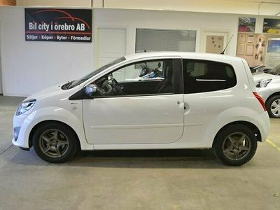 begagnad Renault Twingo 1.2 1- Ägare Bluetooth & Ny Besiktad .MM 2011, Halvkombi Pris 24 900 kr