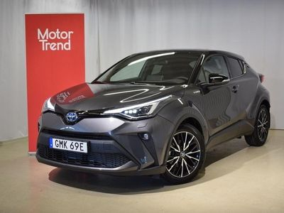 begagnad Toyota C-HR 2.0 Elhybrid Executive Navi JBL