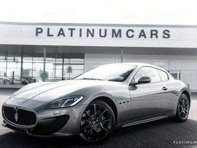 begagnad Maserati Granturismo MC Stradale Sport V8 2016, Sedan 995 000 kr