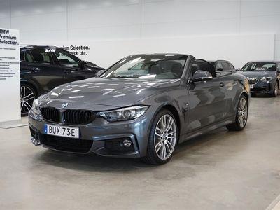 """begagnad BMW 420 i Cabrio M-Sport Navi Parking 19"""""""