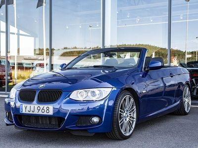 begagnad BMW 335 Cabriolet i DKG M-Sport Navi Pro 19