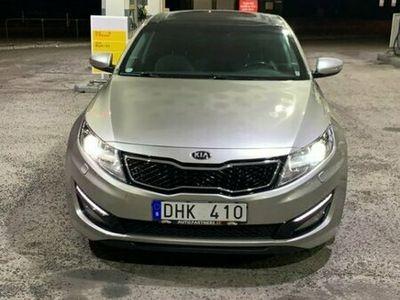 begagnad Kia Optima Hybrid PRESS OPTIMA