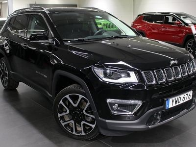 begagnad Jeep Compass Limited 1,4 Multiair 170hk Automat AWD