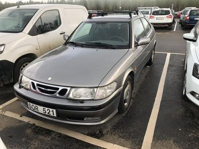 begagnad Saab 9-3 3-dörrar 2.0 Turbo