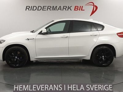 begagnad BMW X6 M 555hk Navi Taklucka 360* D-Värm