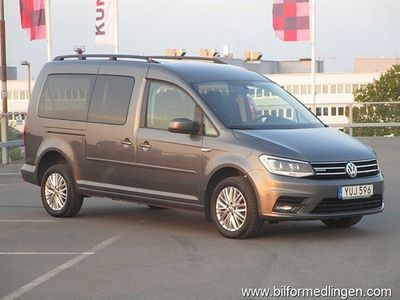 begagnad VW Caddy Maxi Life 4M Navi Automat Mo