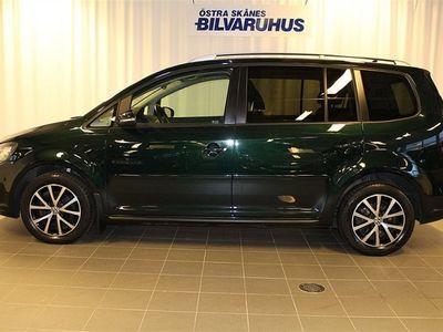 begagnad VW Touran 1,6 Tdi Dsg 7 Pl