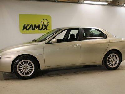 begagnad Alfa Romeo 156 2,0 JTS Kamrem bytt S&V-Hjul