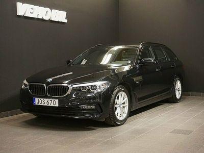 begagnad BMW 520 d xDrive Touring Sport Line Aut Drag